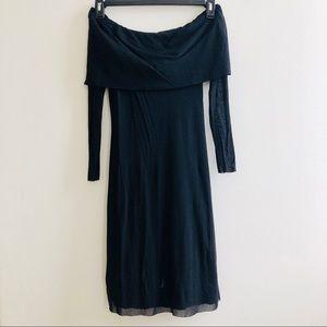 Dresses & Skirts - Beautiful strapless black bodycon dress